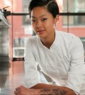 "Kristen Kish has many options, but says ""at the end of the day, I want to cook."""
