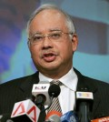 Malaysian Prime Minister Najib Razak said  a new analysis of satellite data indicates the missing Malaysia Airlines plane crashed into a remote corner of the Indian Ocean. (AP)