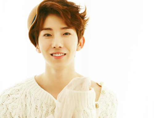 "Jokwon for ""One Spring Day."" - JYP Entertainment"
