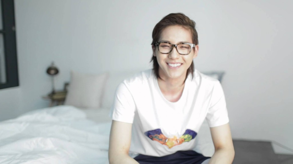CNU for CeciTV Korea - YouTube screencap