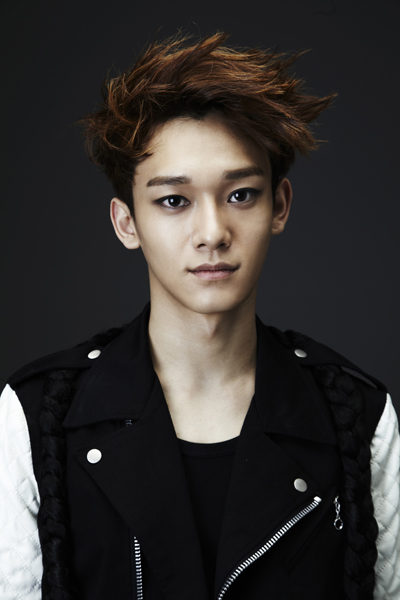 "Chen during ""Wolf."" - SM Entertainment"