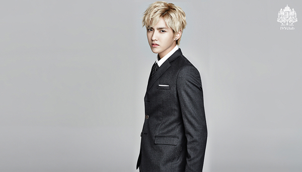 Kris for IVY CLUB. - ivyclub.co.kr