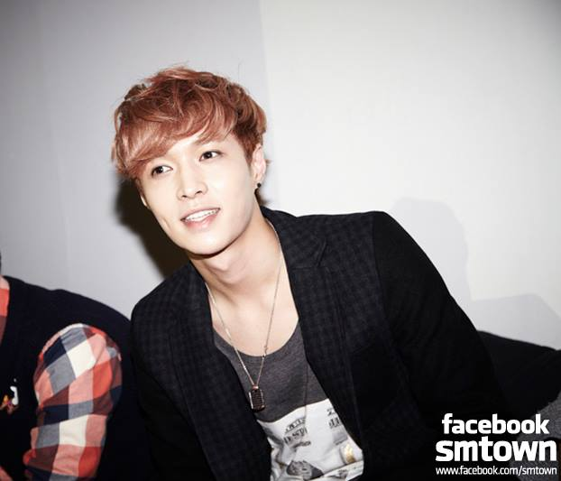 Lay at SM Town's Halloween Party. - SMTOWN Facebook