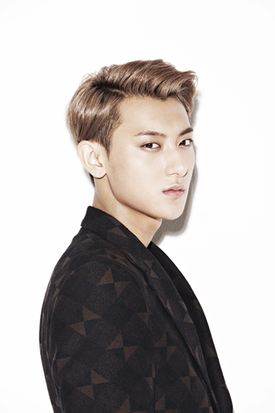Tao for L'Officiel Hommes Korea in 2013. - lofficielhommes.co.kr