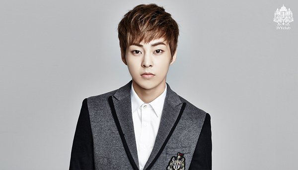 Xiumin for IVY CLUB. - ivyclub.co.kr