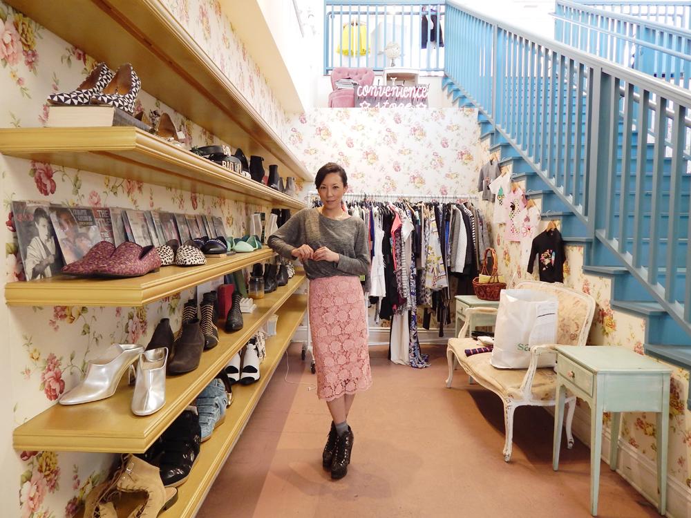 Korean clothing stores