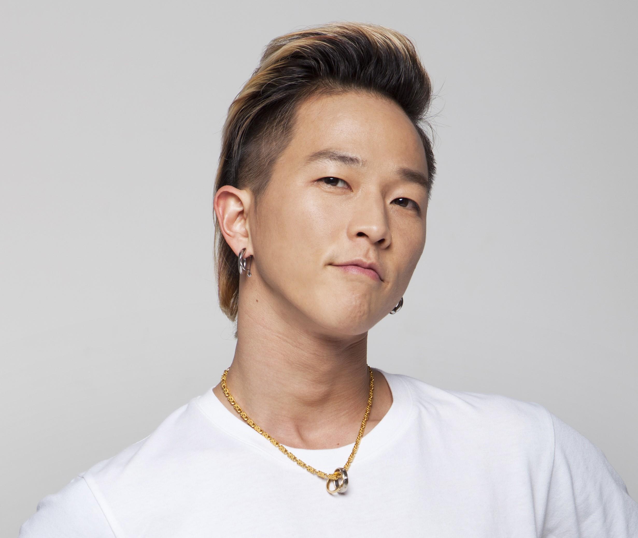 Poppin Hyun Joon Pops Into L A The Korea Times