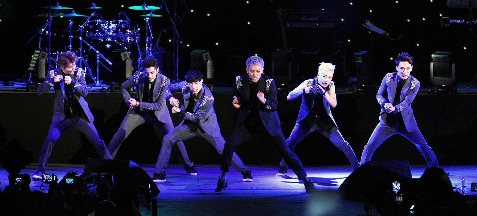 Exo Band Tour