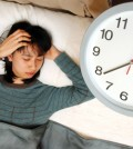 The number of sleep disorder patients is on the increase. (Korea Times file)