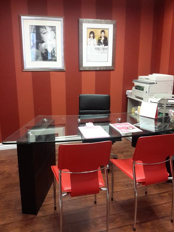 An office inside the Duo L.A. branch. (Photo courtesy of Duo)