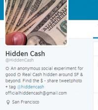 hidden cash