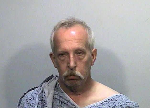 Anthony Marcus, 53, of Waukegan, has been charged with killing his wife and disabled 17-year-old daughter before injuring himself by cutting his wrists, authorities said. (Lake County Sheriff's Dept.)