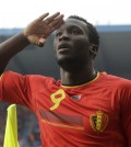 Belgium's Romelu Lukaku picked up a hat trick against Luxembourg and scored another against Sweden last week. (AP)