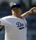 Ryu Hyun-jin got his 10th win before the All Star break.