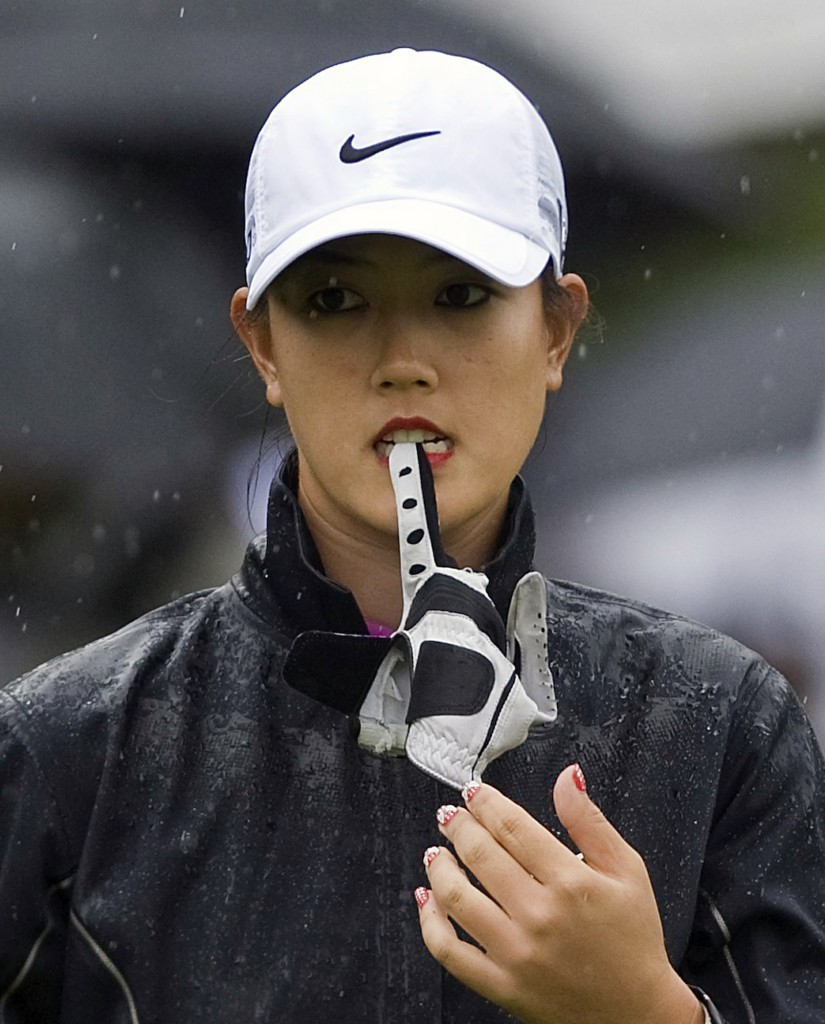 Michelle Wie will not be playing in the LPGA Championship this year.