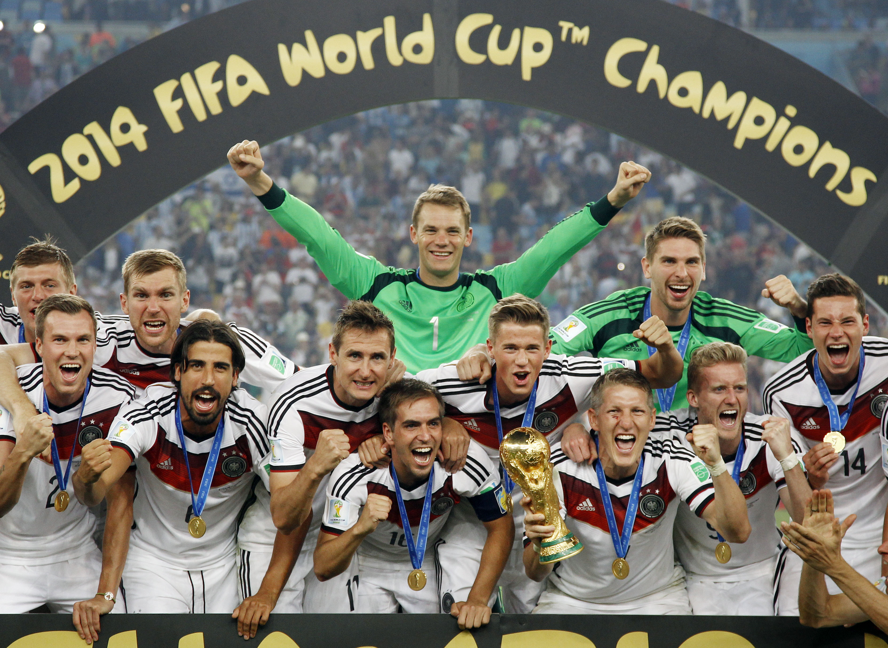 Germany Wins
