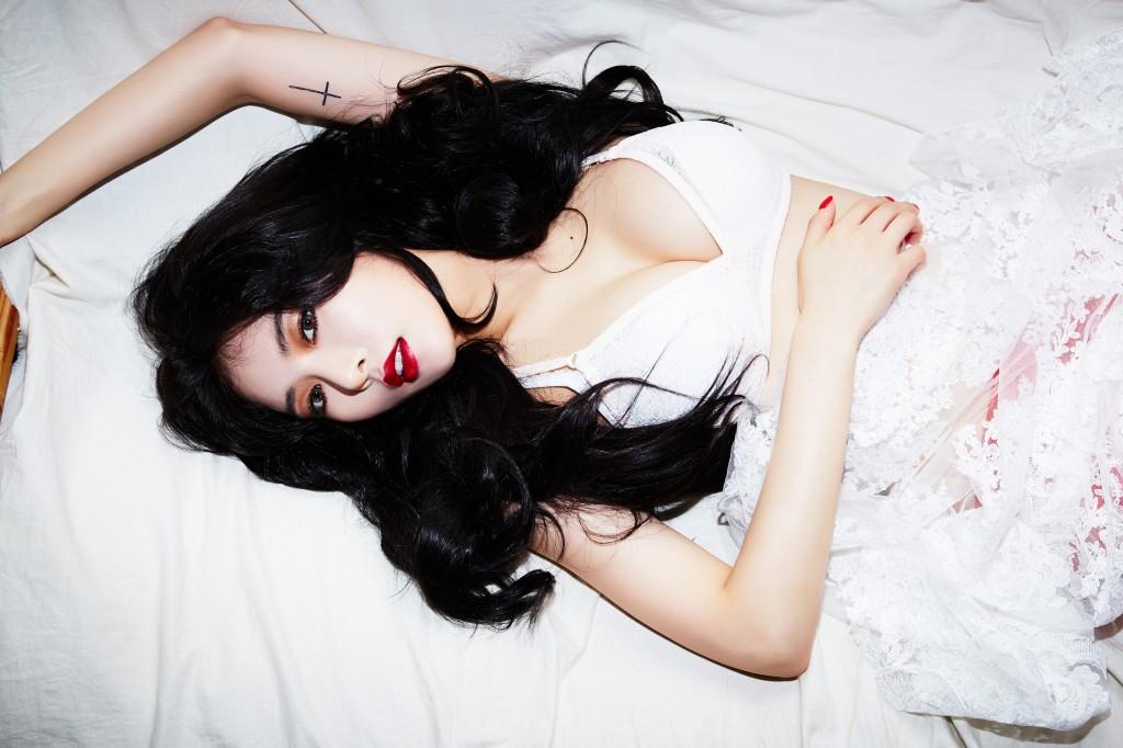 HyunA (Newsis)
