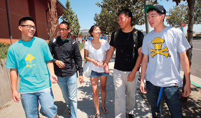 UC Merced has the smallest number of incoming Koreans students this fall at 13. (Korea Times file)
