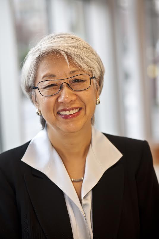 Chief Administrative Officer Martha Choe. (© Bill & Melinda Gates Foundation)