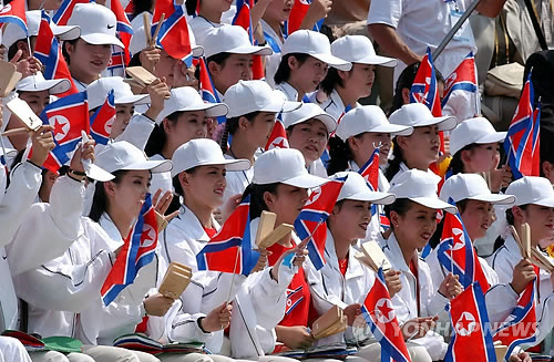 The cheering team may be composed of around 100 good-looking women in their early- or mid-20s, said Kim Gyeong-sung, the South Korean head of an inter-Korean civil sports exchange body. (Yonhap)