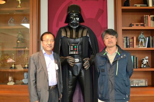 KOTRA SV Director Kwon
