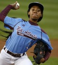 Korean fans won't get to see Mo'ne Davis go up against their team. (AP)