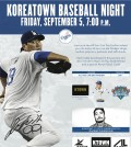K-town, dodgers