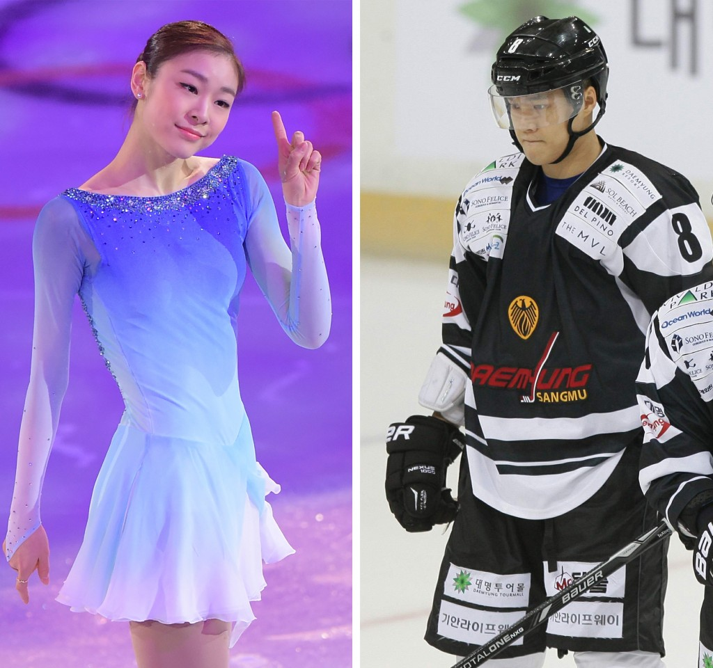 Kim Yuna, Kim Won-jung (Newsis)