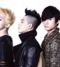 K-pop boy band Big Bang.