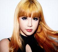 2NE1's Park Bom