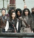 """The Pirates,"" starring Son Ye-jin and Kim Nam-gil, has found success in the local film industry despite the overwhelming popularity of ""Roaring Currents."""