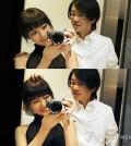 Seo Taiji and Lee Eun-sung (Yonhap)