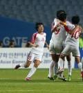 North Korea, football