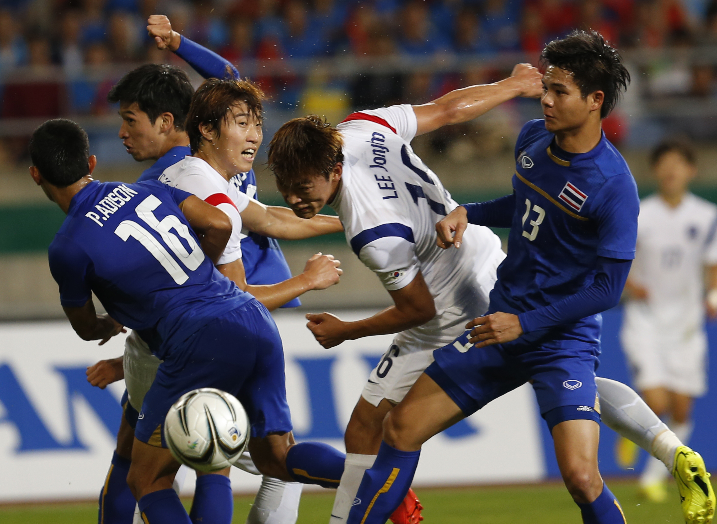 South North Korea To Meet In Asian Games Football Final