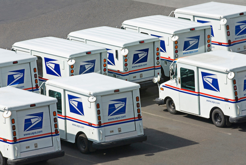 The U.S. Post Office thinks delivering groceries may be just what they need to stay  afloat. (Korea Times file)