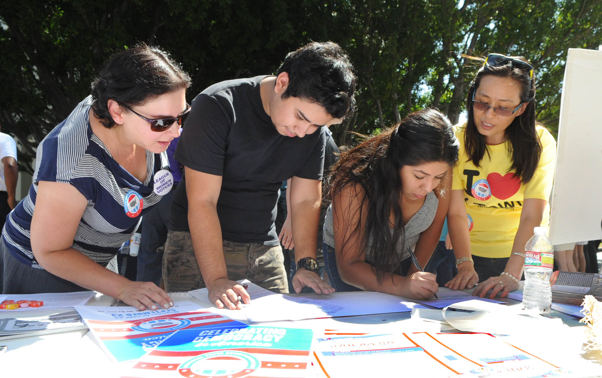 KAC on the Cal State Los Angeles campus Tuesday. (Park Sang-hyuk/The Korea Times)