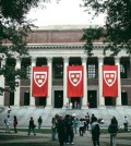 Asian female students at Harvard University were targeted in an e-mail death threat.