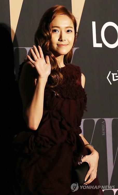 Girls' Generation member Jessica (Yonhap)
