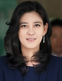 Lee Bu-jin, daughter of Samsung Electronics Chairman Lee Kun-hee, and Hotel Shilla President
