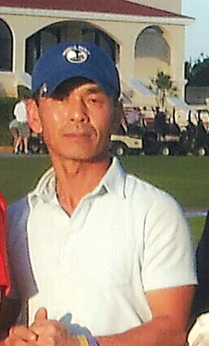 Lee Jong-hoon, 50, killed his family and himself and set his Queens apartment on fire Tuesday.