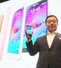 Samsung is trying to move away from its heavy reliance on smartphone sales. (Courtesy of Samsung Electronics)