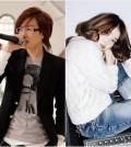 Seo Taiji, left, and IU (Yonhap)