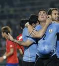 uruguay, football friendly
