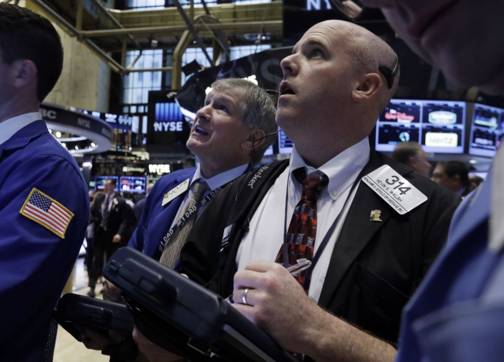 The U.S. Stock market was met with its worst week since May 2012. (AP Photo/Richard Drew)