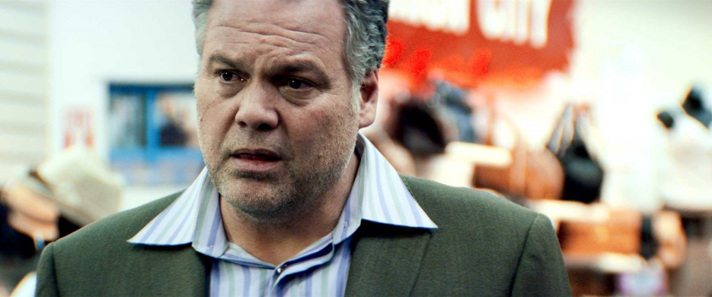 In addition to writing the screenplay and producing the film, Vincent D'Onofrio also co-stars in the film.