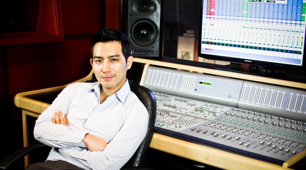 Joombas Music Group CEO Shin Hyuk (Courtesy of Joombas)