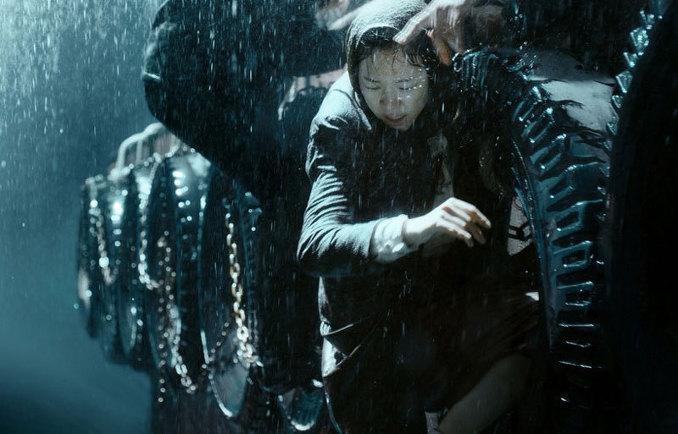 """Shim Sung-bo's """"Haemoo"""""""