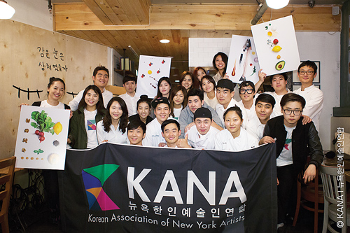 KANA opened a pop-up kitchen inside Table 31 Saturday.