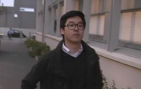 North Korean leader Kim Jong-un's nephew Kim Han-sol. (Yonhap)