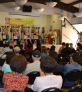 The first Korean Culture Festival in Millbrae.